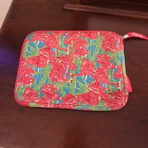 Lilly Pulitzer tablet cover